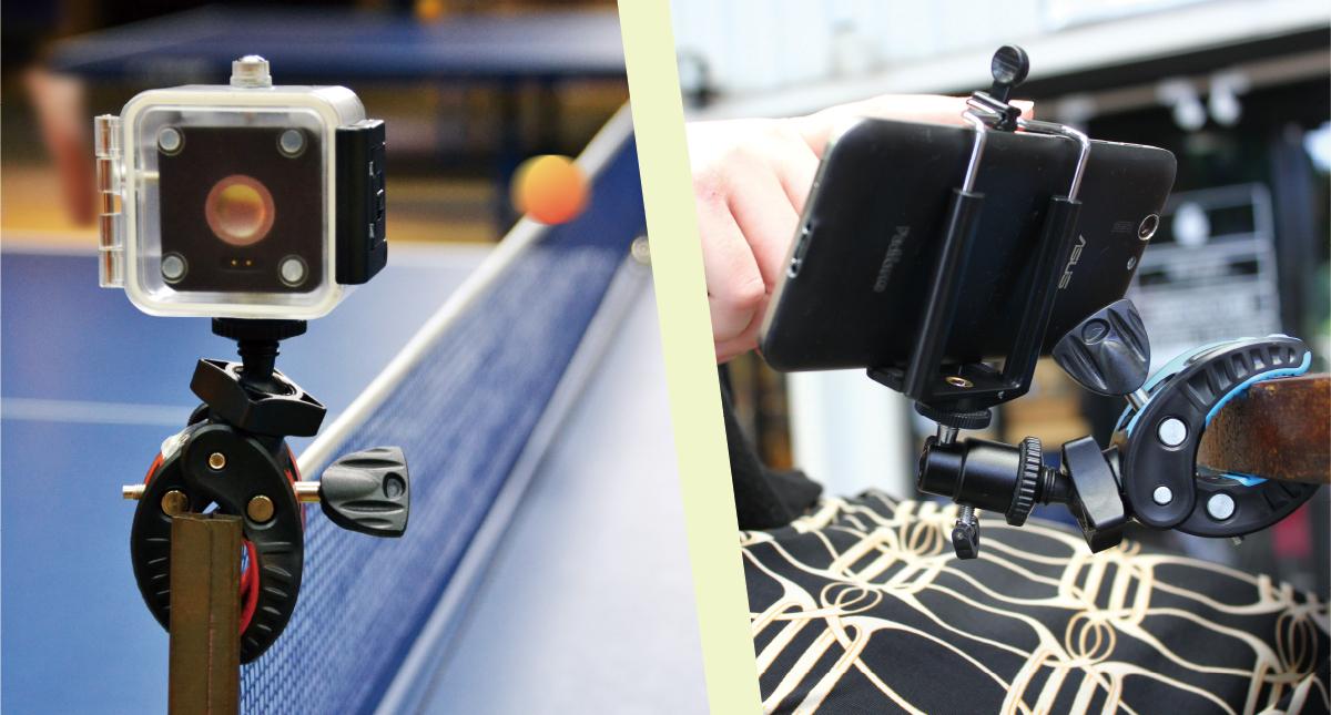 運動相機及手機皆適用